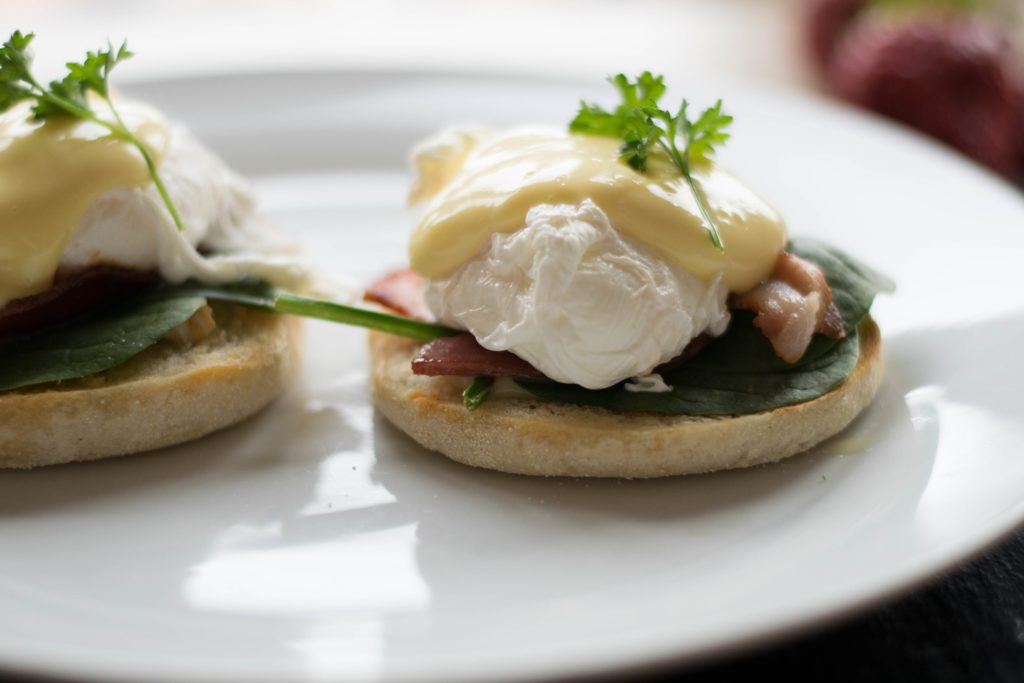 Awesome Egg Benedict Recipe