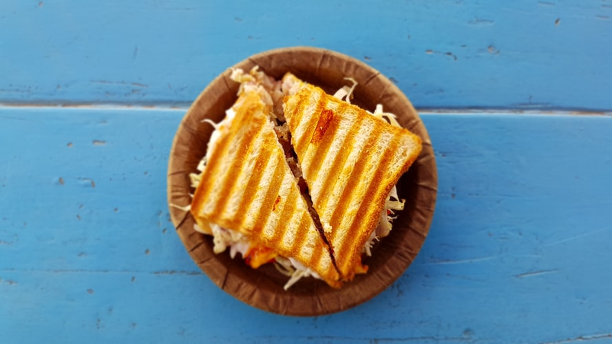Sandwich Maker Breakfast Toastie Grill - The Product You Need