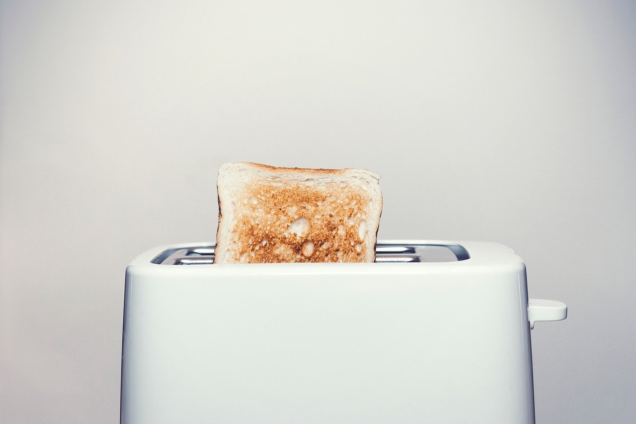 What Is Bread Toaster Double-Sided Appliance